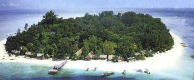 To Protect This Environment All Hotels And Diving Centers Of Sipadan Had Close Down Divers Now Come From The Nearby Island Mabul For Day Trips